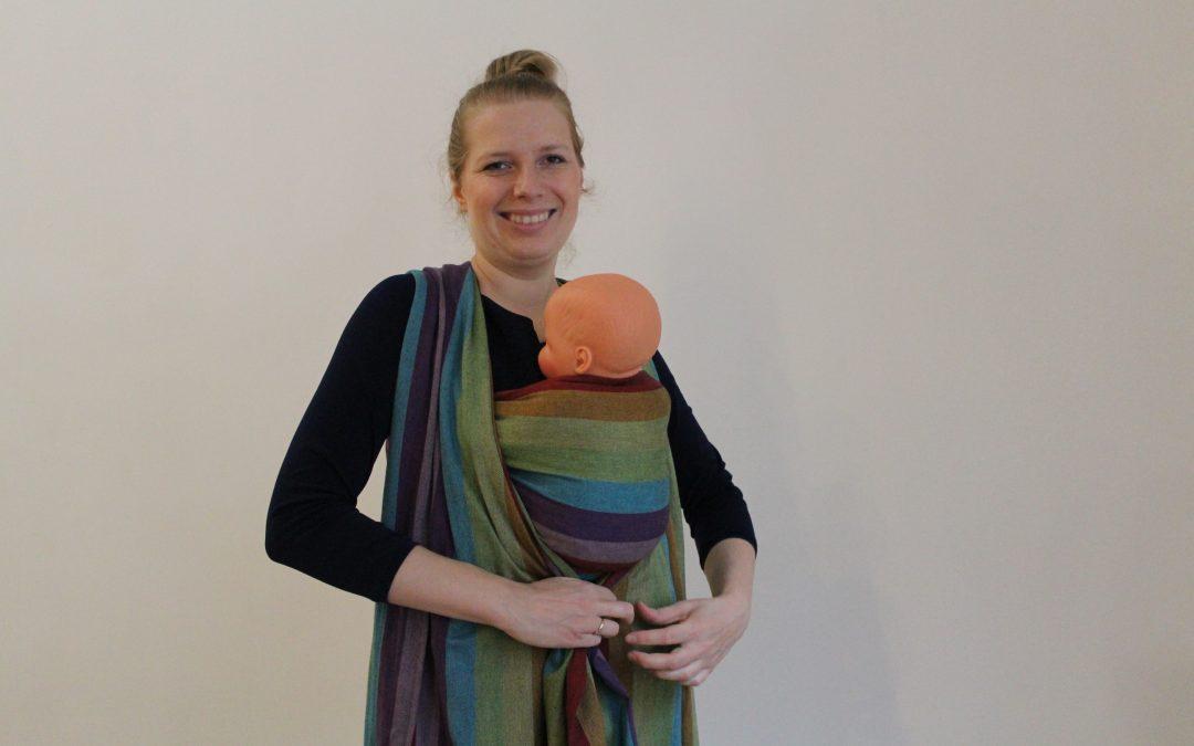 Chustonoszenie niemowląt i dzieci -szkolenie warsztaty Łódź